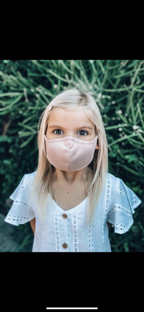 kiddies mask blush